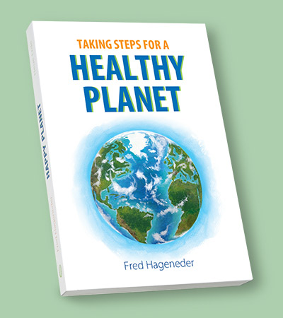Healthy Planet book cover 3d